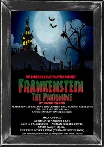 Frankenstein The Pantomime